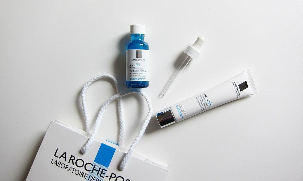 HYALU B5: Die neue Anti-Falten-Pflege von La Roche-Posay –Review und Verlosung auf Hey Pretty Beauty Blog