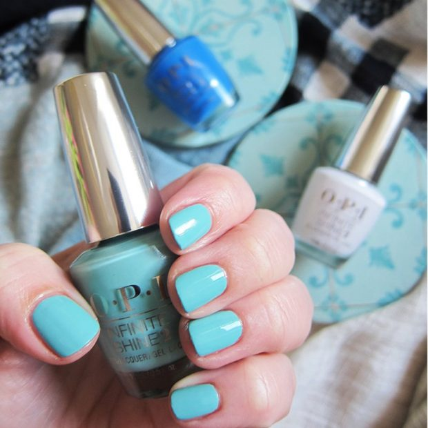 OPI Closer Than you Might Belem (Spring Collection 2018: Lisbon), Swatched by Hey Pretty Beauty Blog