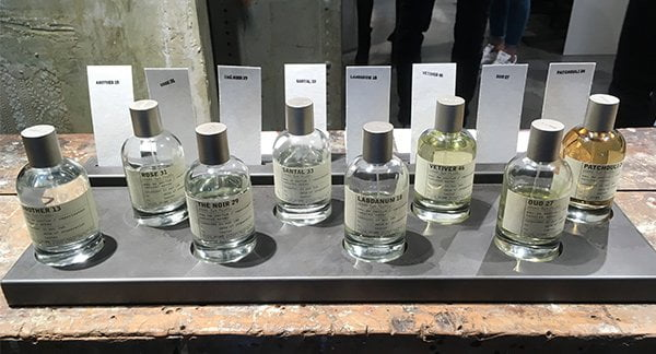 Le Labo Counter: Exklusiv bei Globus Bellevue in Zürich (Review and Image by Hey Pretty)