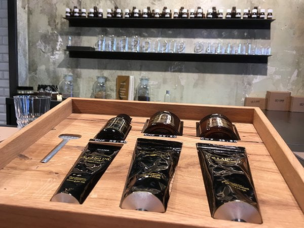 Le Labo Grooming-Produkte (erster Le Labo-Verkaufspunkt in der Schweiz bei Globus Bellevue Zürich), Review by Hey Pretty