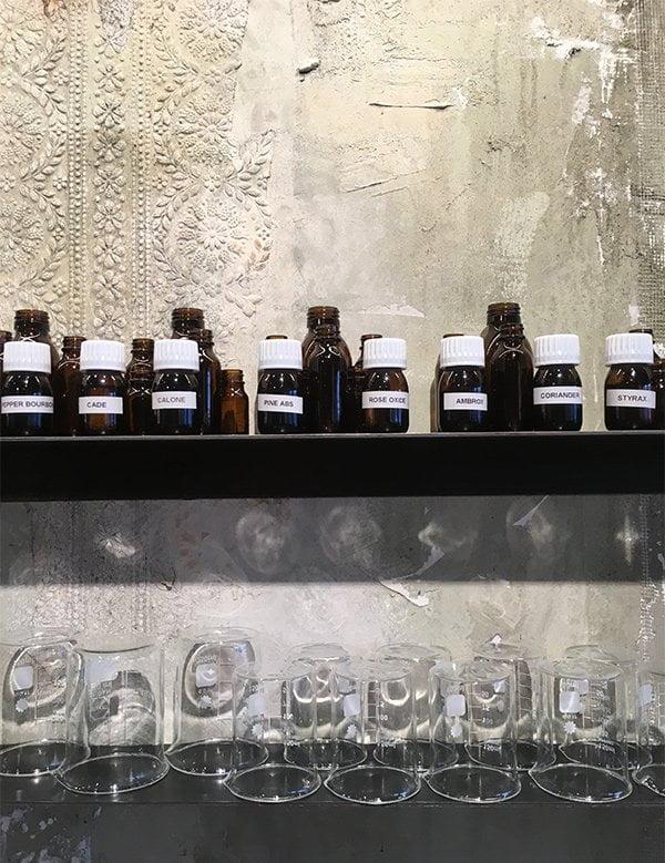 Das «Labor« bei Le Labo in Zürich (Globus Bellevue): Brand Love auf Hey Pretty