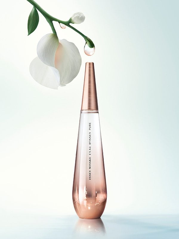 Issey Miyake L'Eau d'Issey Pure Nectar de Parfum (Spring 2018), PR Image – Review auf Hey Pretty Beauty Blog
