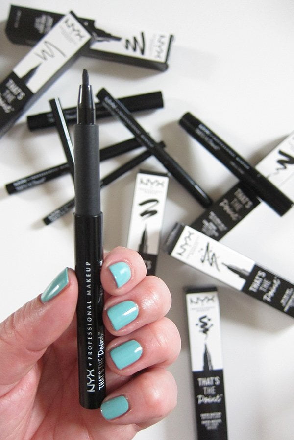 NYX Professional Makeup That's the Point Eyeliners: Review auf Hey Pretty Beauty Blog