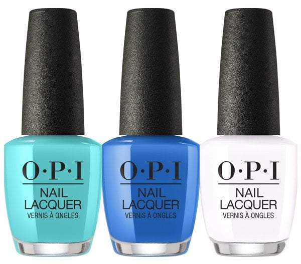 Lisbon by OPI Spring/Summer 2018: Closer Than You Might Belèm, Tile Art to Warm Your Heart und Suzi Chases Portu-Geese