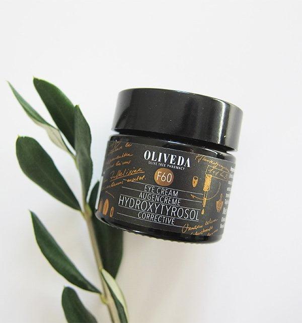 Oliveda Hydroxytyrosol Corrective Eye Cream (Erfahrungsbericht auf Hey Pretty)