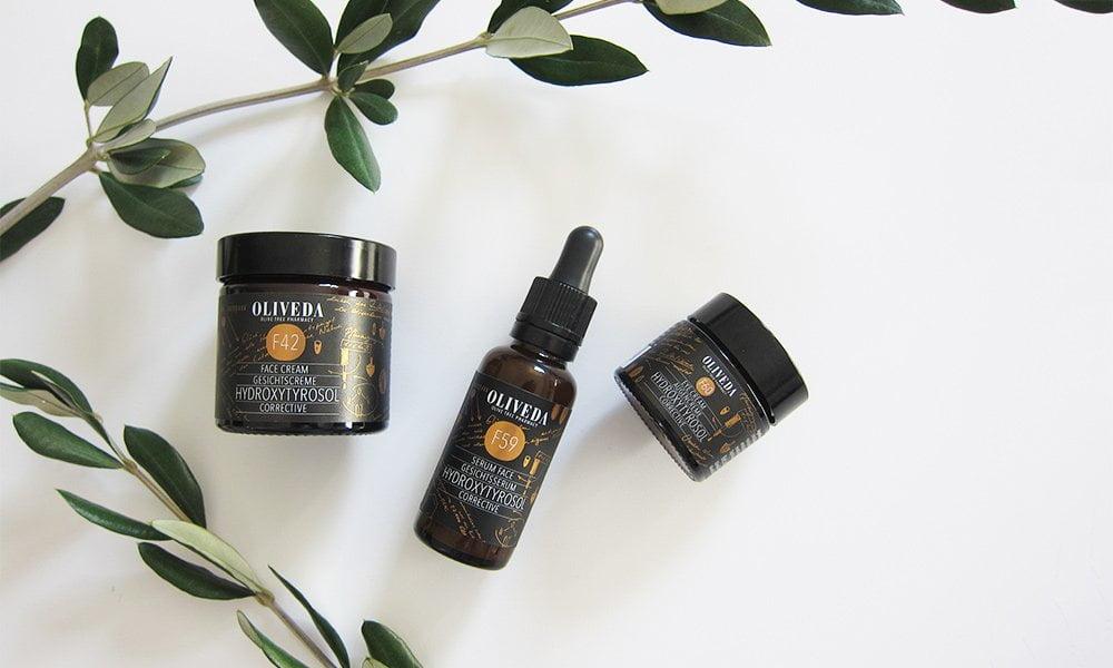 Oliveda Hydroxytyrosol Corrective Gesichtspflege: Review auf Hey Pretty