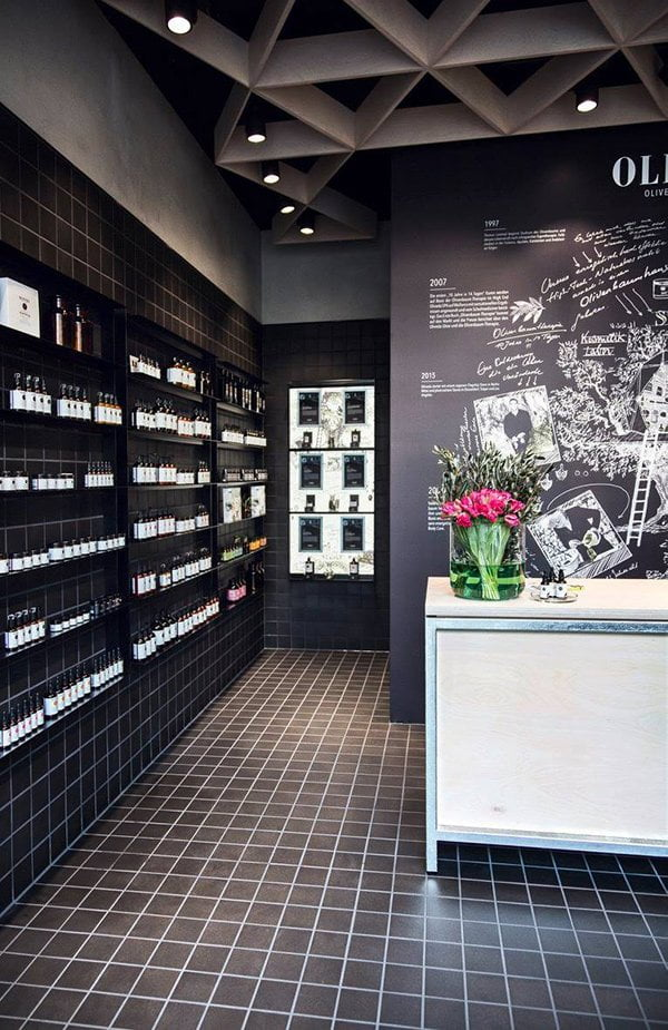 Olive Tree Pharmacy in Berlin (PR Bild Oliveda)