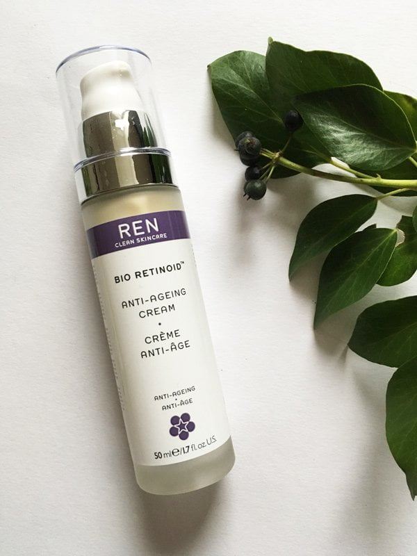 REN Bio Retinoid Anti-Ageing Cream (Review and Image by Hey Pretty Beauty Blog)