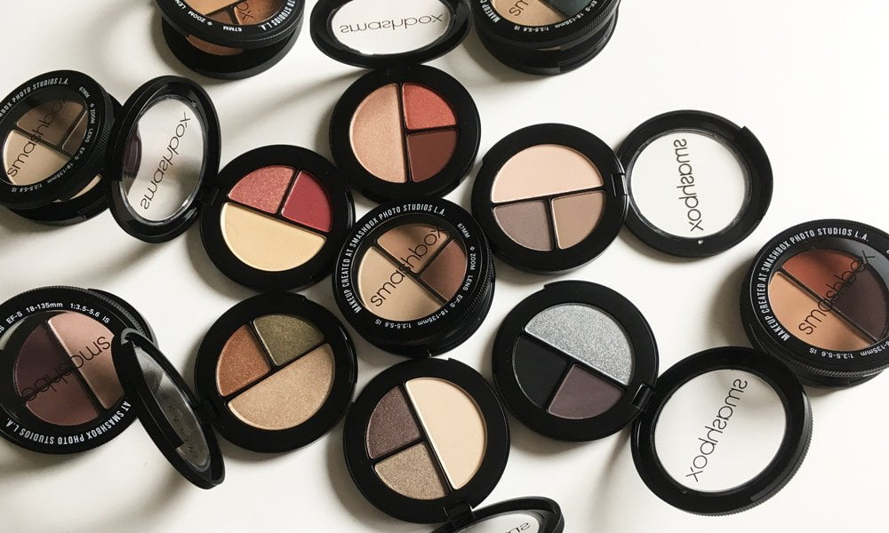 Smashbox Photo Edit Eye Shadow Trios: Image and Review by Hey Pretty Beauty Blog