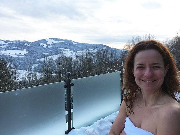 Hey Pretty Spa Review: Kur- und Sporthotel Allgäu Sonne, Oberstaufen
