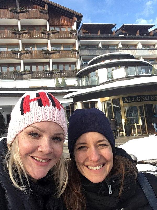 Hey Pretty Spa Review: Hotel Sonne Allgäu