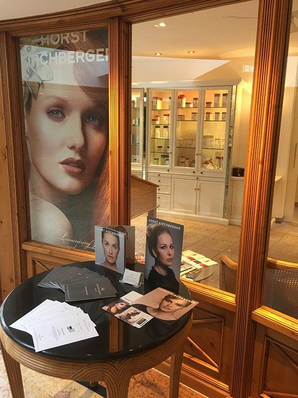 Kosmetik in der Allgäu Sonne: Spa Review und Erfahrungsbericht auf Hey Pretty Beauty Blog