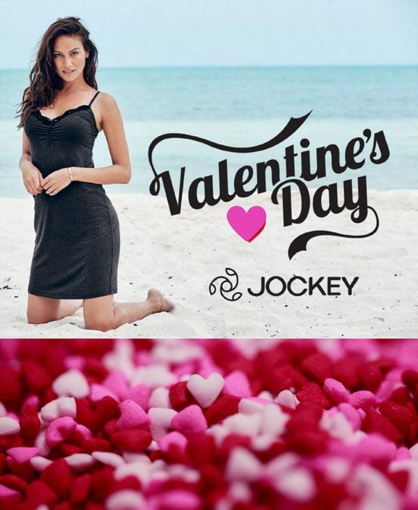 Valentinstag Verlosung mit Jockey auf Hey Pretty: Drei Nachthemd-Sets zu gewinnen!