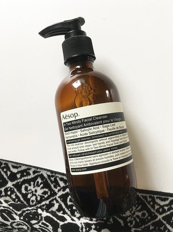 Aesop In Two Minds Facial Cleanser (Review and Image by Hey Pretty)