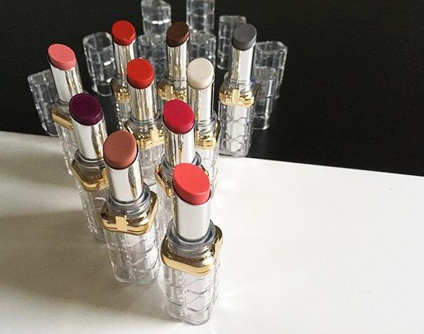 L'Oréal Paris Color Riche Shine Lippenstifte: Erfahrungsbericht auf Hey Pretty