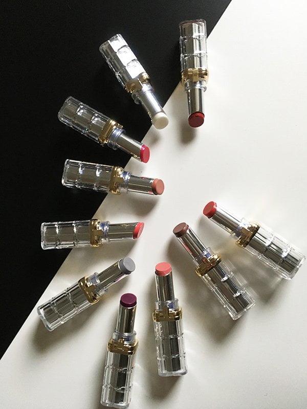 L'Oréal Paris Color Riche Shine Lippenstifte: Review und Swatches auf Hey Pretty