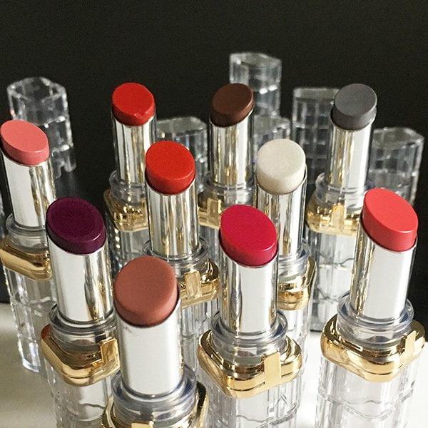 Color Riche Shine Lippenstifte: Erfahrungsbericht auf Hey Pretty
