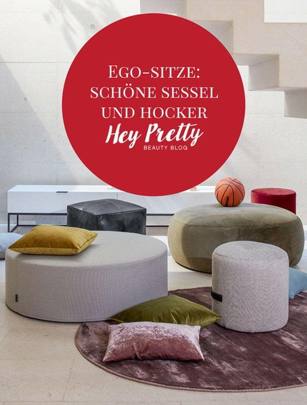 Deko-Flash auf Hey Pretty: Ein Sessel für mich allein – die schönsten Egositze (Image: Interio)