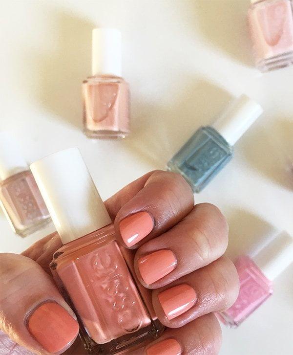 Essie Treat Love & Color in Glowing Strong (Erfahrungsbericht auf Hey Pretty)