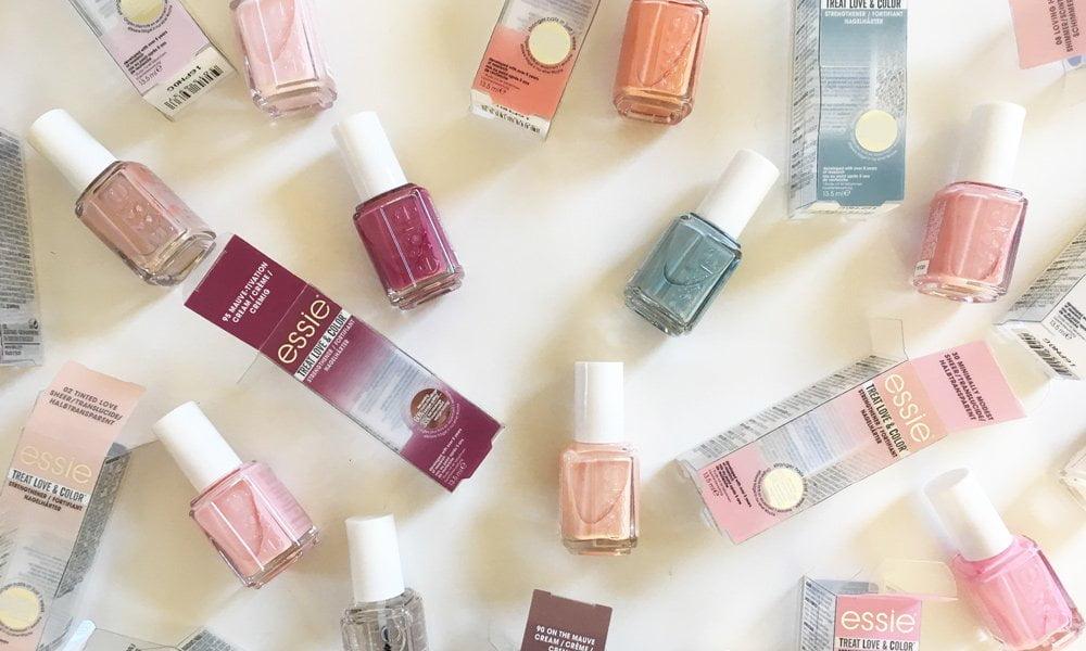 Essie Treat Love & Color Shade Extension 2018: Erfahrungsbericht und Verlosung alle 12 Farben auf Hey Pretty