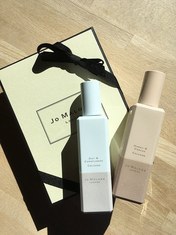 Jo Malone London English Fields Collection (2018): Oat & Cornflower Cologne and Honey & Crocus Cologne – Image and Review by Hey Pretty