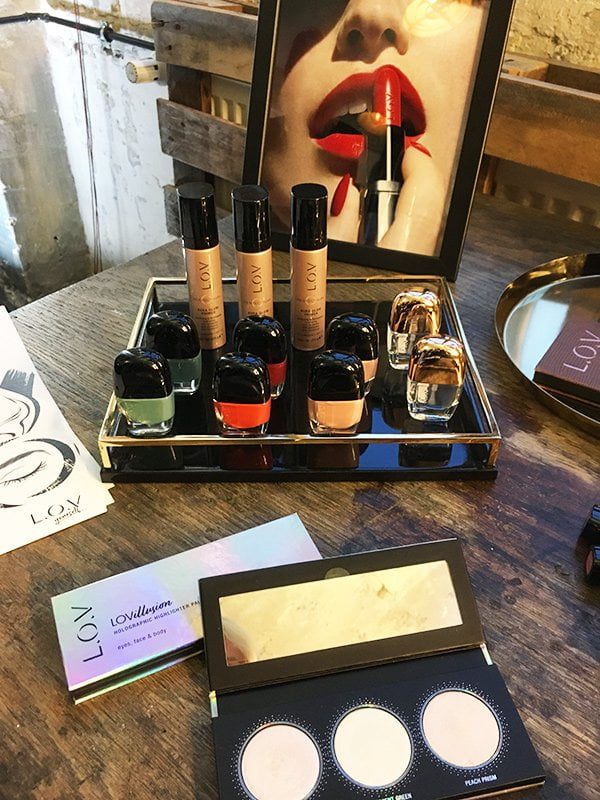 Cosnova Blogger Event Januar 2018: L.O.V. Cosmetics Neuheiten (Image by Hey Pretty)