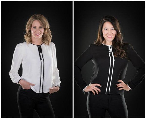 Lillybell Cosmetics – Martina Gehrig und Tatjana Vujkovic (Review auf Hey Pretty), PR Image