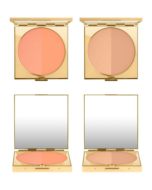 MAC X Padma Lakshmi Powder Blush Duos in Moon & Shine und Melon Pink