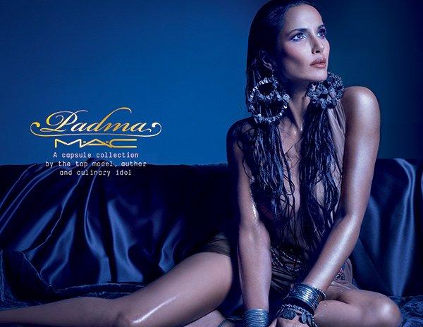 MAC x Padma Lakshmi Capsule Collection: PR Visual (Review auf Hey Pretty Beauty Blog) March 2018