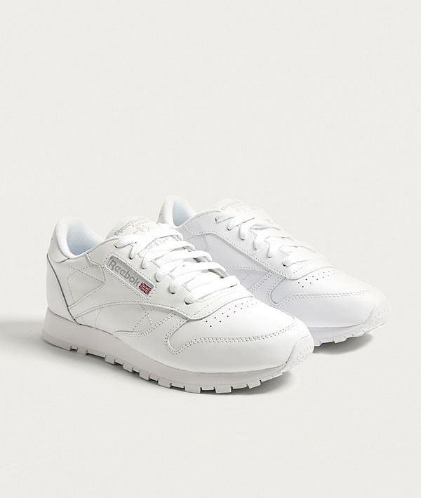 10 Mode-Basics, die jede Frau braucht: Reebok Classic Sneaker (Hey Pretty), Image credit: Zalando