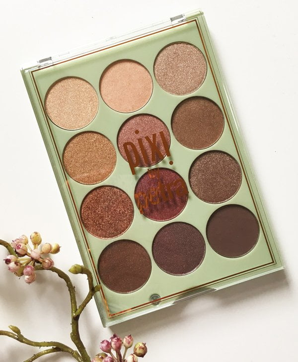 Pixi by Petra Eye Reflections Shadow Palette (3D Metallic Lidschatten), Image and Review by Hey Pretty