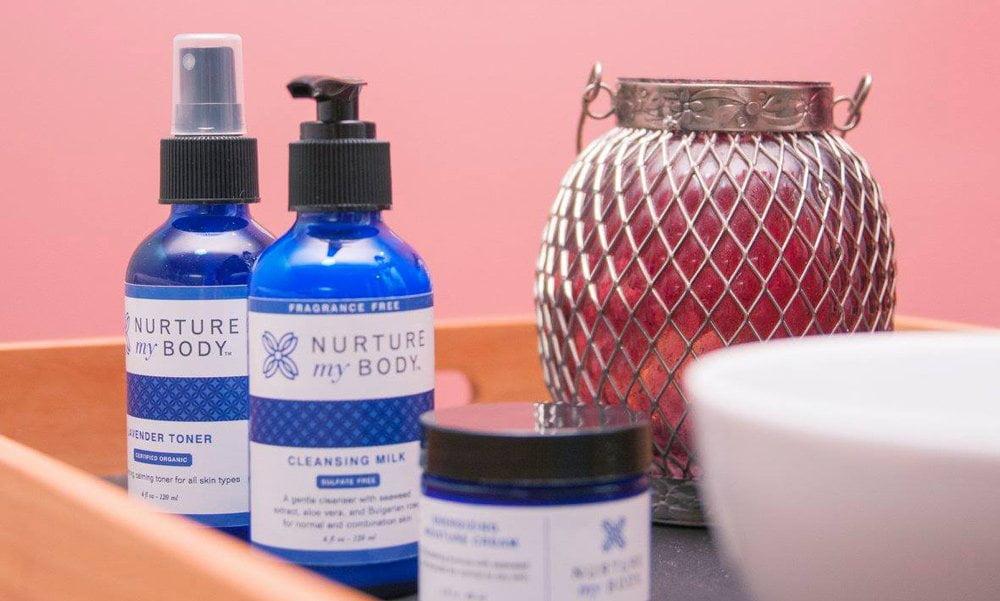 Spa Review Organic Body Care Zürich (PR Image), Hey Pretty Beauty Blog