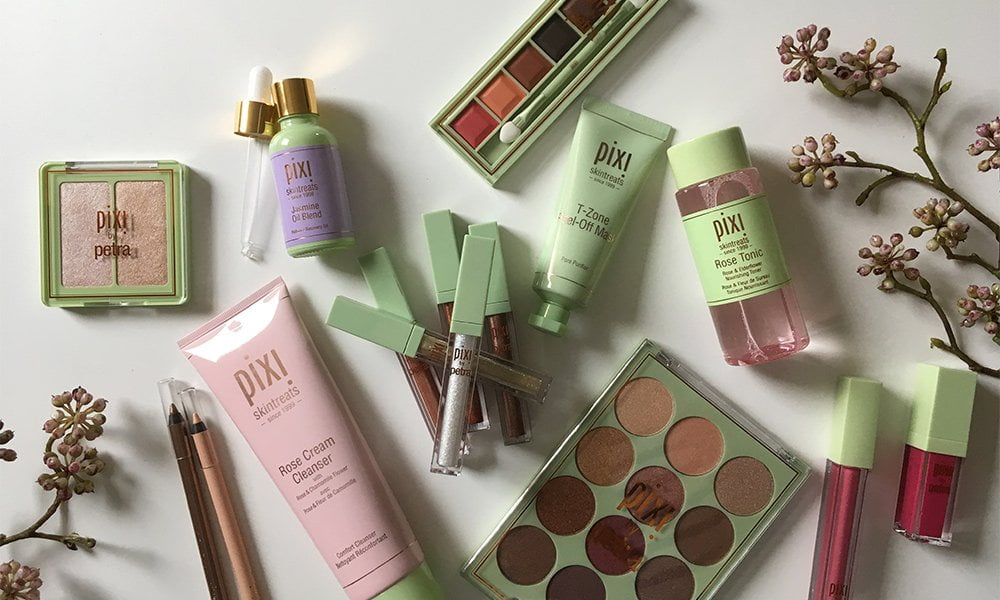 Pixi by Petra Frühlings-Neuheiten 2018: Make-Up und Skincare (Hey Pretty Beauty Blog Review)