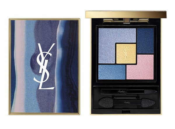 YSL Palette Collector Pop Illusion Acid Brights (Spring Look 2018 Pop Illusion), Review auf Hey Pretty Beauty Blog