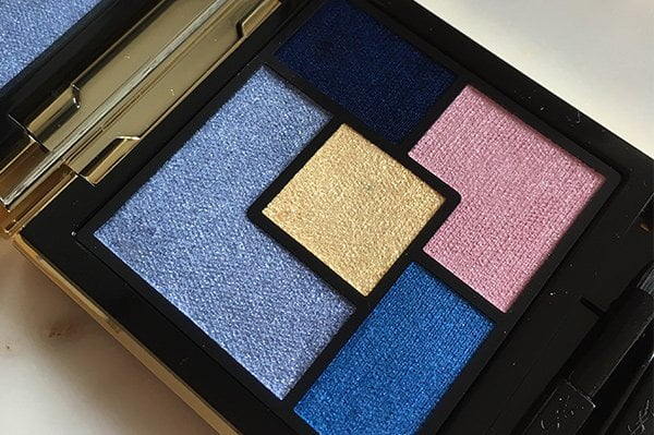 Closeup YSL Couture Palette Pop Illusion Eyeshadow (Spring Look 2018), Image and Review by Hey Pretty