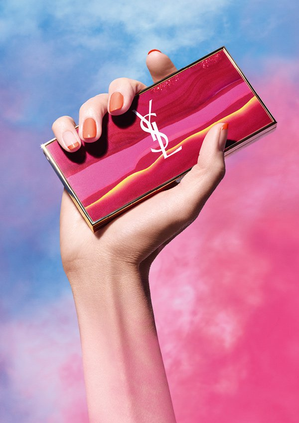 YSL Pop Illusion Lip Palette Collector (Spring Look 2018), PR Image