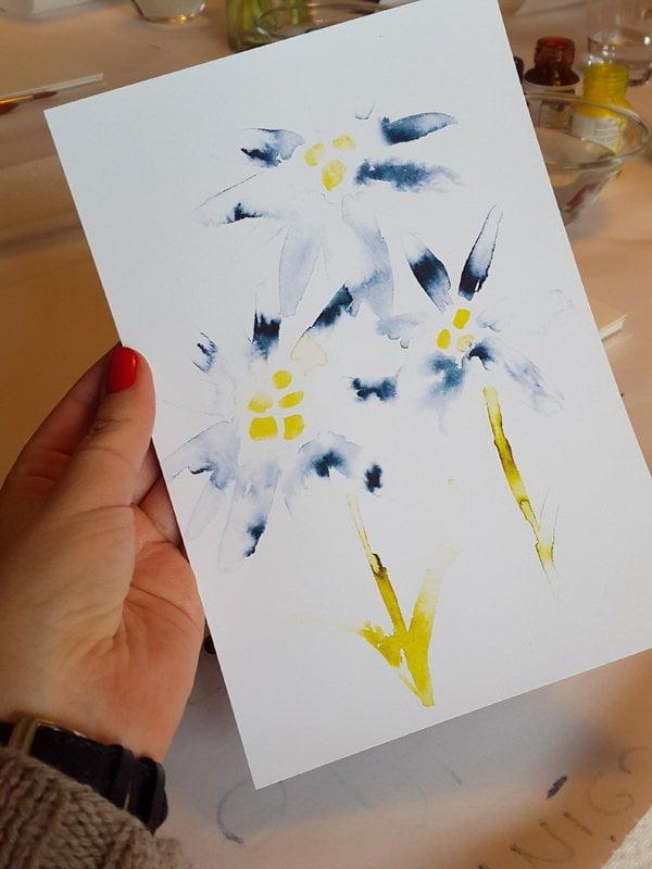 Weleda Zermatt Edelweiss Illustration Niina Pechkovskaya-Ducreux