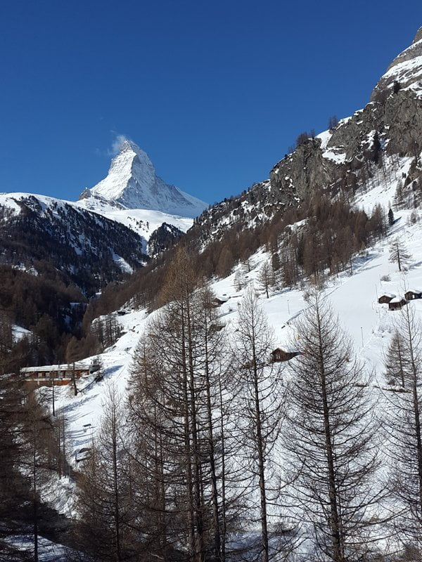 Weleda Zermatt Matterhorn