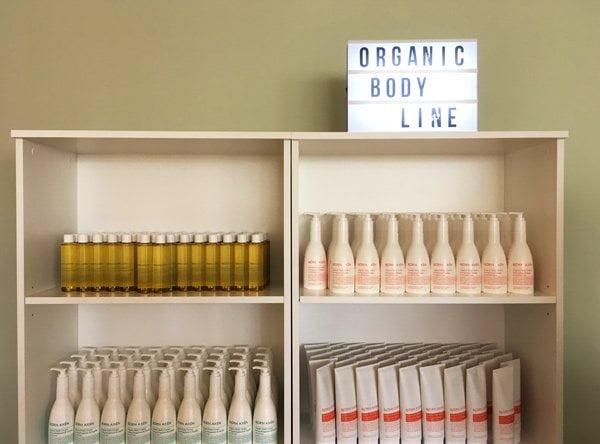 Bjorn Axen Organic Bodycare: Review auf Hey Pretty Beauty Blog