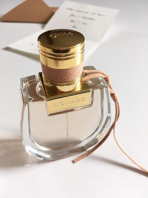 Chloé Nomade Eau de Parfum (2018): Review on Hey Pretty Beauty Blog