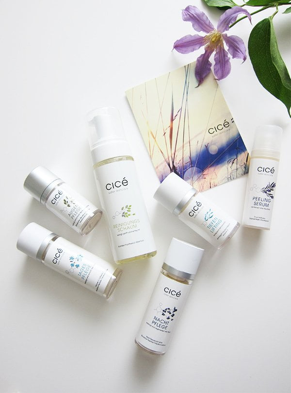 cicé safer skincare: Die Review auf Hey Pretty Beauty Blog