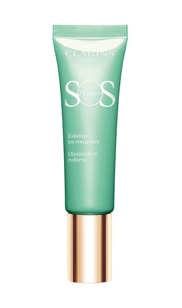 Clarins SOS Primer Diminishes Redness (Was können Make-Up Primer, und welchen brauchst du?), Hey Pretty Beauty Blog