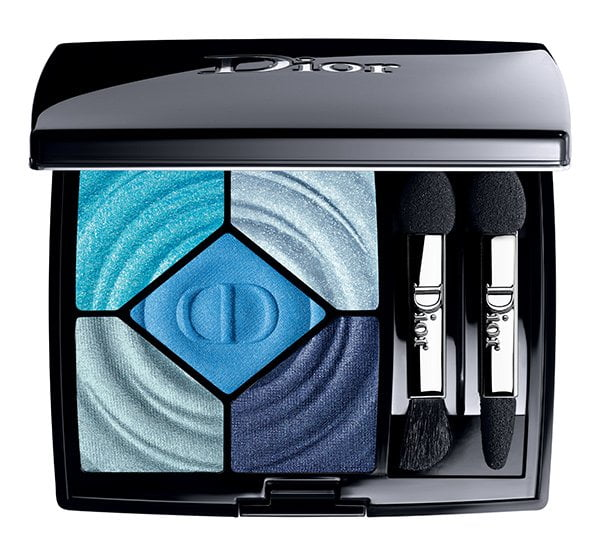 Dior Summer Look 2018 Cool Wave: 5 Couleurs «Cool Down» (Review on Hey Pretty)