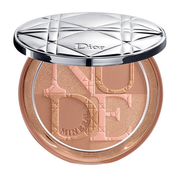 Diorskin Mineral Nude Bronze in Sunlight (Dior Summer Look 2018 Cool Wave, Review on Hey Pretty)
