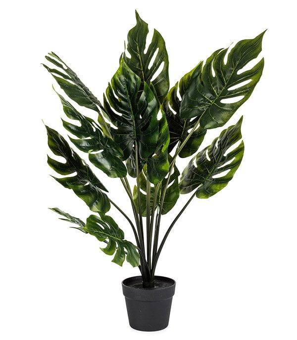 Garten-Deko auf Hey Pretty: Kunststoff-Pflanze von Manor