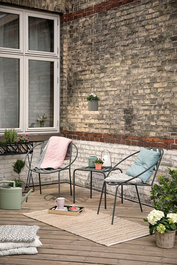 Interior-Flash auf Hey Pretty: Sostrene Grene Outdoor Collection 2018