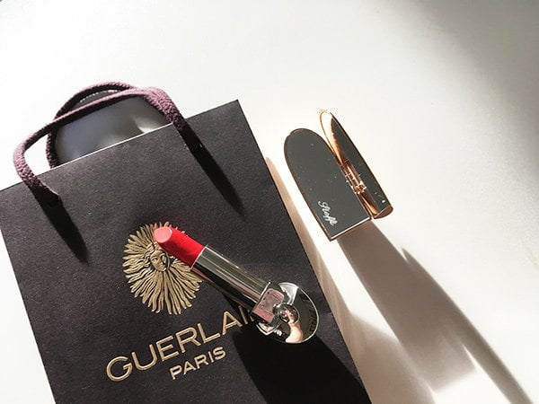 Rouge G de Guerlain: Neue, individualisierbare Hülle (Launch Event mit Hey Pretty Beauty Blog)