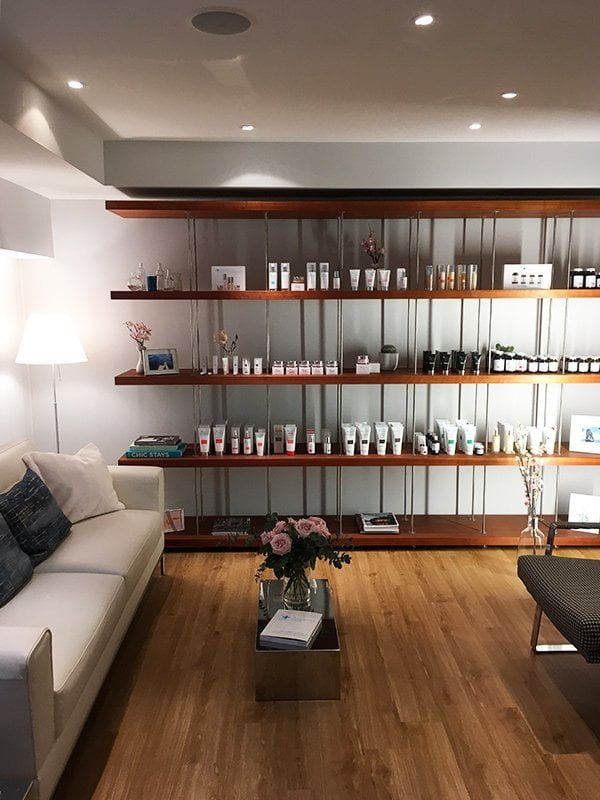 The Organic Pharmacy Spa in Zürich bei Marionnaud: Review auf Hey Pretty