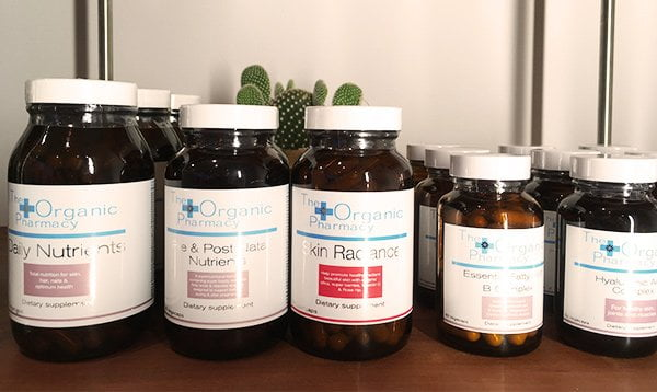 Supplements The Organic Pharmacy Spa in Zürich bei Marionnaud: Review auf Hey Pretty