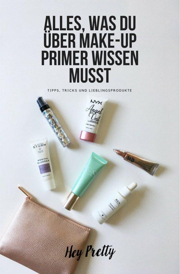 Alles, was du über Make-Up Primer wissen musst (Tipps, Tricks und Produkte-Lieblinge von Bloggerfreundinnen) auf Hey Pretty Beauty Blog
